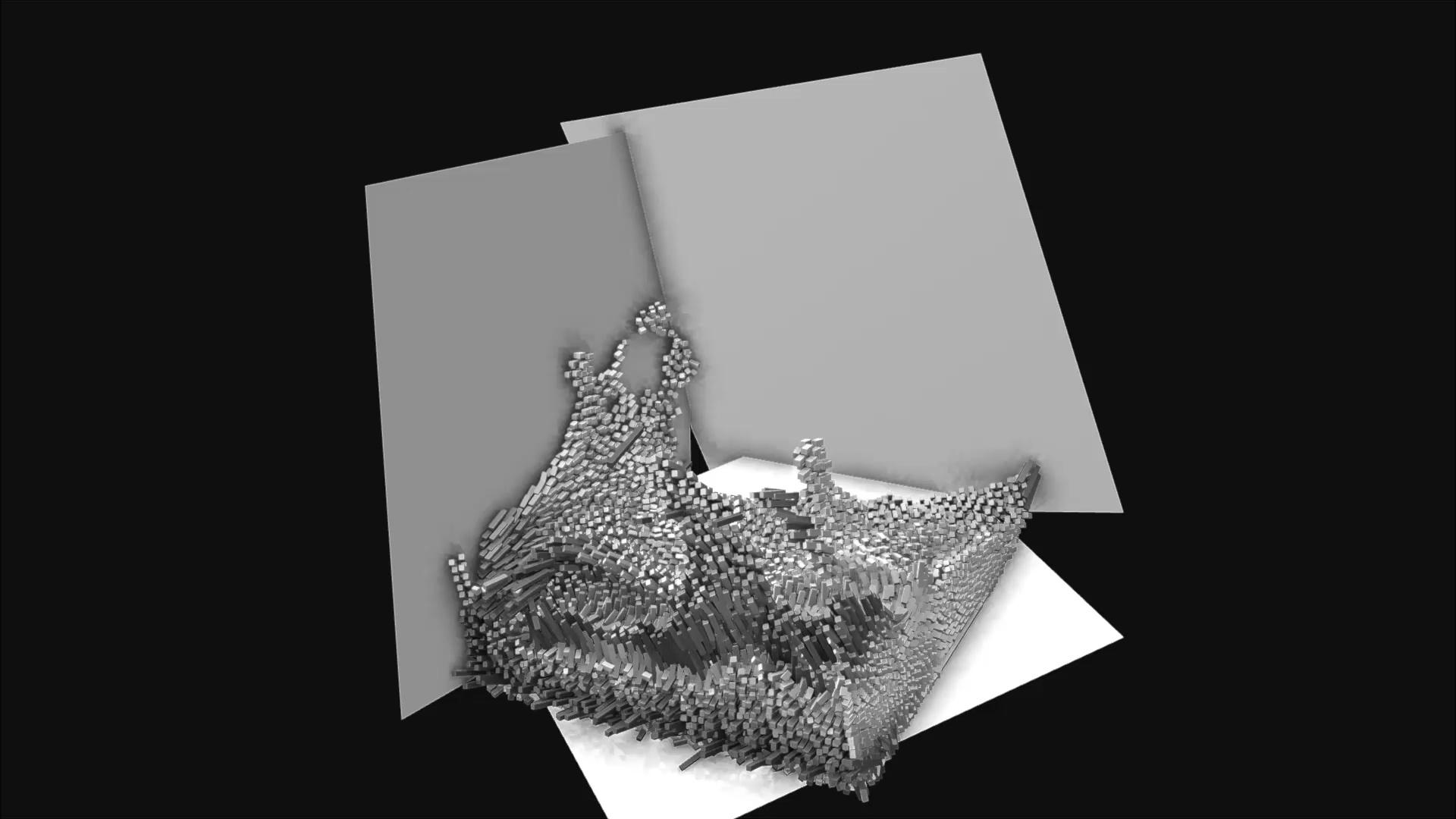 Liquid Cubes – Vincent Houze